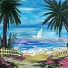 Caribbean Getaway by Adam Santana