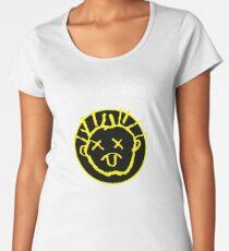 Drop Dead Fred Smiley Face Women's Premium T-Shirt