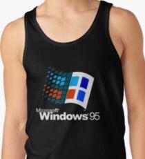 Windows 95 new logo Tank Top