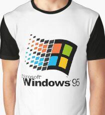 Windows 95 Graphic T-Shirt