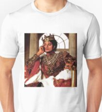 MICHAEL JACKSON AS KING OF POP Unisex T-Shirt