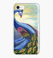 Peacock Life iPhone Case/Skin