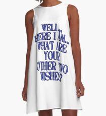 Wishes A-Line Dress