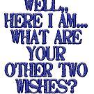 Wishes by Buckwhite