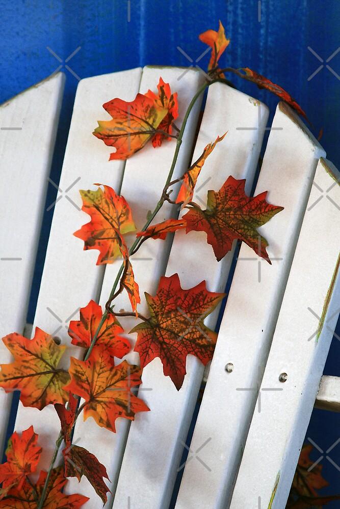 Draped Leaves by CarolM