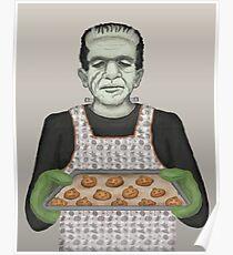 Frank's Holiday Baking Poster
