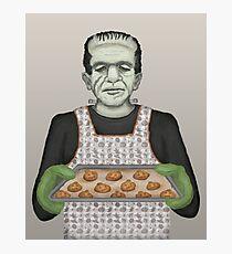 Frank's Holiday Baking Photographic Print