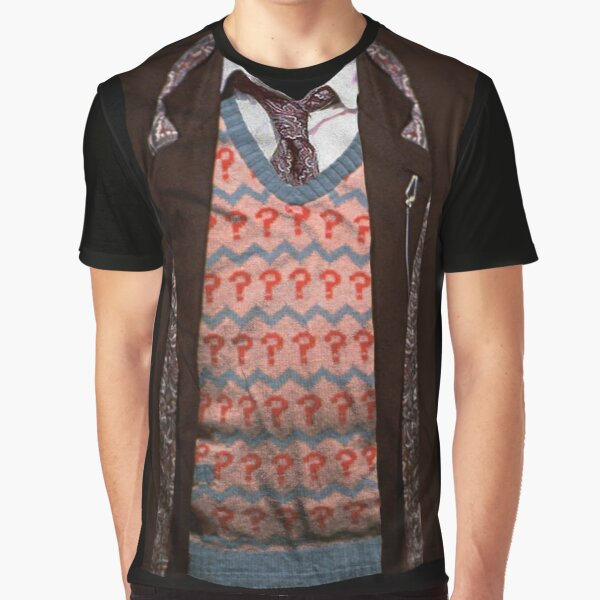 7th Doctor T Graphic T-Shirt