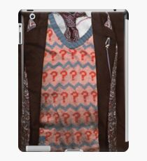 7th Doctor T iPad Case/Skin
