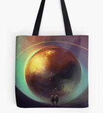 Auge der Welt Tote Bag