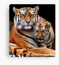 Strong Bond Canvas Print