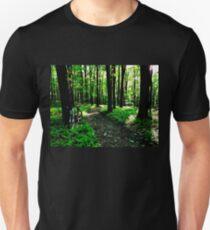 Green Trail Time T-Shirt