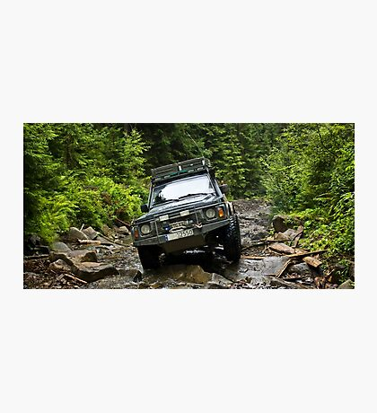 Offroad Photographic Print