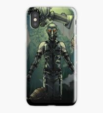 Psycho Mantis MGS iPhone Case/Skin