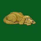 Golden Retriever  by cringe0015
