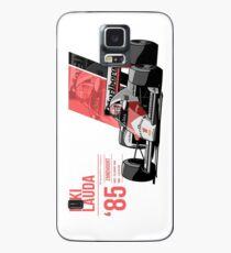 Niki Lauda - 1985 Zandvoort Case/Skin for Samsung Galaxy