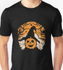 Witch Halloween Love Witch T-Shirt T-Shirt