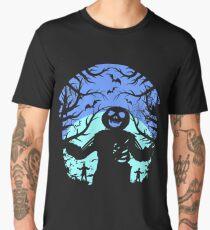 Zombie Halloween Love Zombie T-Shirt Men's Premium T-Shirt