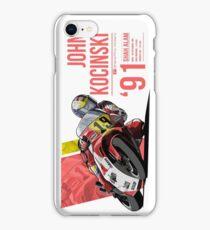 John Kocinski - 1991 Shah Alam iPhone Case/Skin