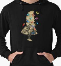 Alice In Wonderland - Vintage Wonderland Book Lightweight Hoodie
