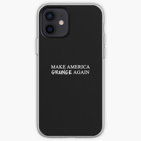 MAGA: Make America Grunge Again iPhone Soft Case