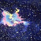 The Shooting Star by Pat  Elliott