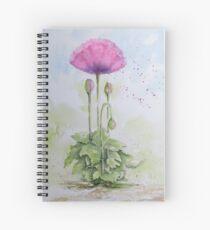 The Poppy Presents Spiral Notebook