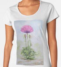 The Poppy Presents Women's Premium T-Shirt
