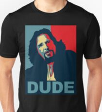 The Dude Abides 2 T-Shirt