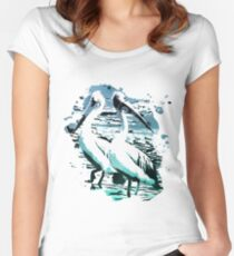 Pelicans Women's Fitted Scoop T-Shirt