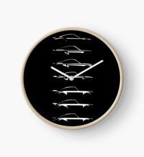 Von klassisch bis modern Uhr
