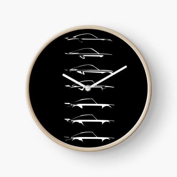 Du classique au moderne Horloge
