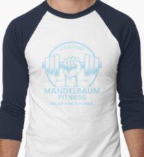 Seinfeld - Mandelbaum Fitness T-Shirt (Dark) Men's Baseball ¾ T-Shirt
