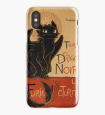 Le Dragon Noir iPhone Case/Skin