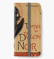 Le Dragon Noir iPhone Wallet/Case/Skin