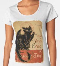 Le Dragon Noir Women's Premium T-Shirt