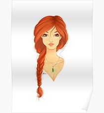 Ginny Weasley  Poster