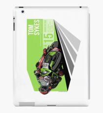 Tom Sykes - 2015 Donington Park iPad Case/Skin