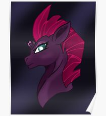Tempest Shadow My Little Pony Poster