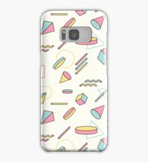 The 90's (Shapes) Samsung Galaxy Case/Skin