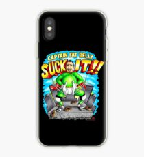 Captain Fat Belly -  Jokers iPhone Case