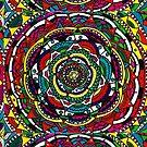 Rainbow Wheel by JazmynMarie