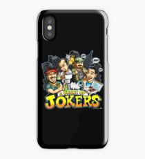 A Bunch Of Jokers -  jokers iPhone Case/Skin