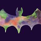 Halloween Bat by pokegirl93