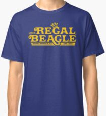 The Regal Beagle - Three's Company T-Shirt Classic T-Shirt
