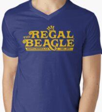 The Regal Beagle - Three's Company T-Shirt Men's V-Neck T-Shirt
