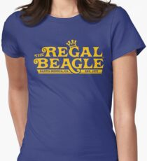 The Regal Beagle - Three's Company T-Shirt Women's Fitted T-Shirt