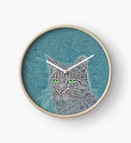 Felis silvestris catus Clock