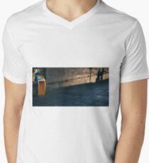 Going Mens V-Neck T-Shirt