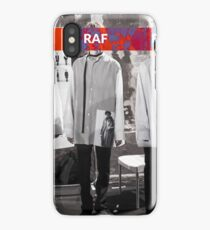 RAF graphic iPhone Case/Skin